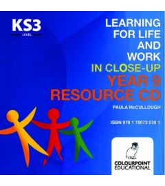 Learning for Life and Work in Close-Up: Year 9 - Resource CD