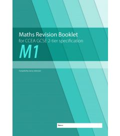 M1 Maths Revision Booklet for CCEA GCSE 2-tier Specification