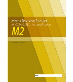 M2 Maths Revision Booklet for CCEA GCSE 2-tier Specification