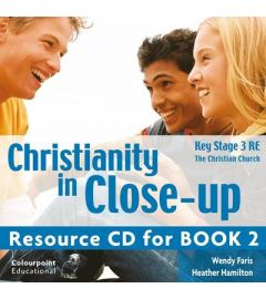 Christianity in Close-Up Book 2 CD: The Christian Church