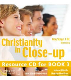 Christianity in Close-Up Book 3 CD: Morality
